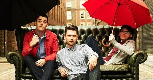 Scouting For Girls To Perform Free Concert At London's Hyde Park This Sunday!