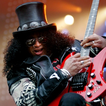 Slash Announces First Batch Of UK And Ireland Solo Tour Dates & Tickets