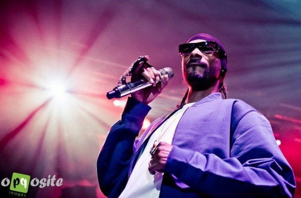 Snoop Dogg - Motorpoint Arena, Cardiff - 8th October 2011 (Photo Gallery)