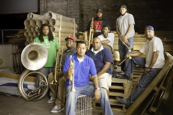 Soul Rebels Brass Band 'Unlock Your Mind' (Album Review)