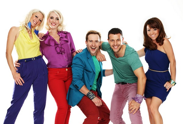 Steps Announce Reunion Arena Tour for April 2012 & Tickets