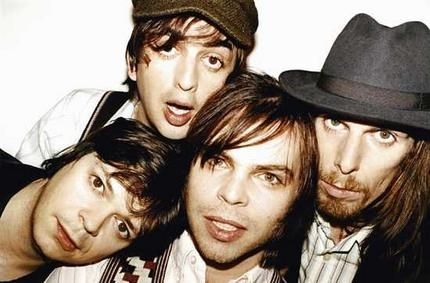 Supergrass Are to Split After 17 Years
