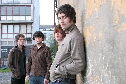 LISTEN UP! The Courteeners - You Overdid It Doll