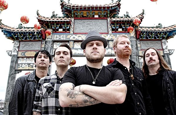 The Bronx Confirm Dates For February 2013 UK Tour
