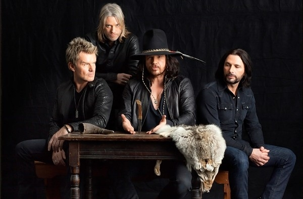 The Cult Complete Recording Sessions For New Album 'Choice Of Weapon' - World Tour On The Way!