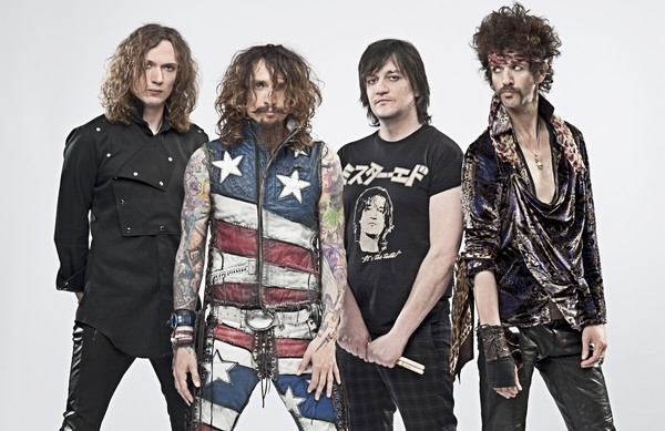 The Darkness Unveil Music Video For New Single 'Everybody Have A Good Time' - Watch Now