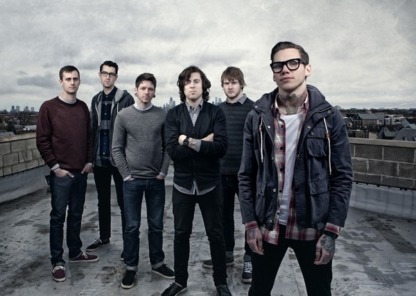 Stereoboard Speaks To The Devil Wears Prada At June 2011 Download Festival (Interview)