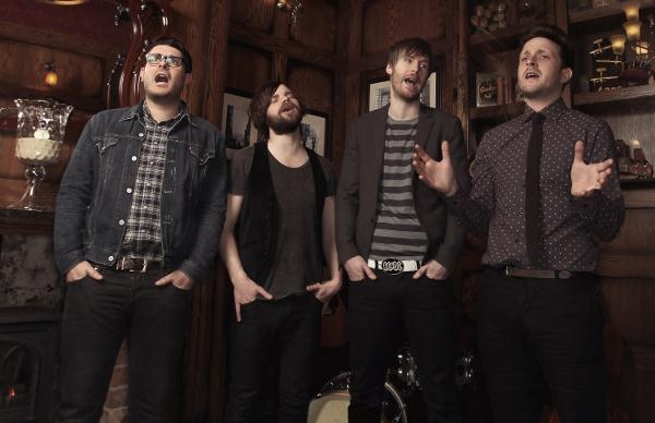 Stereoboard Talks To The Futureheads About A Capella & Why Food Can Make All The Difference On Tour