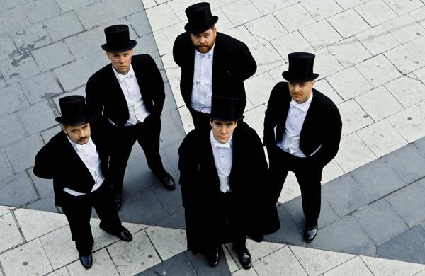 The Hives - Camden Roundhouse, London - 14th December 2012 (Live Review)