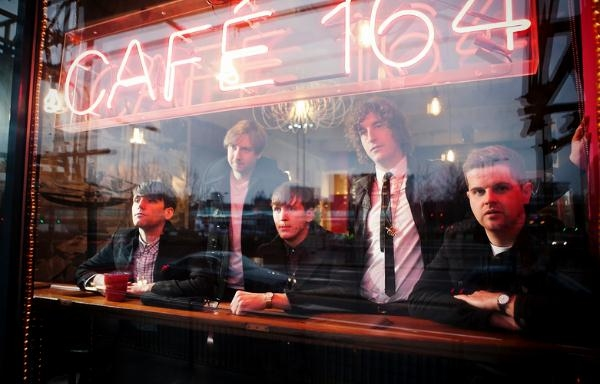 The Pigeon Detectives Announce New Album 'We Met At Sea'
