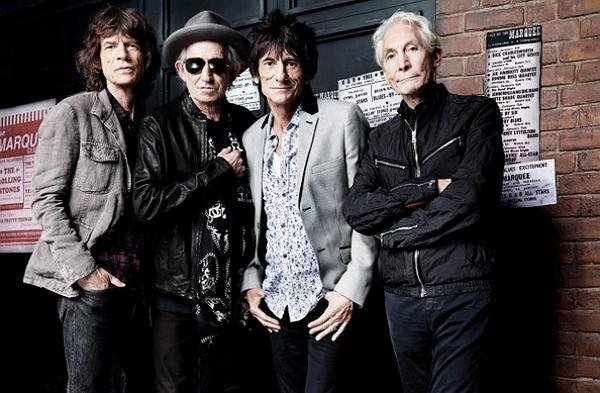 Rolling Stones Tease London O2 Arena Concert On Facebook Page