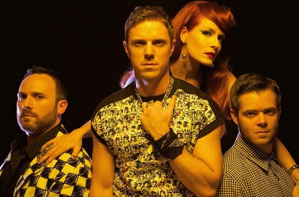The Scissor Sisters River Of Music London 2012 Festival Performance To Be Streamed Live On The Space
