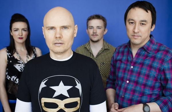 The Smashing Pumpkins Launch New Competition - Win Ltd Edition Canvas Prints Of 'Oceania' Cover Art