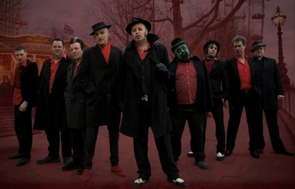The Urban Voodoo Machine Announce 'Cheers For The Tears' UK Tour