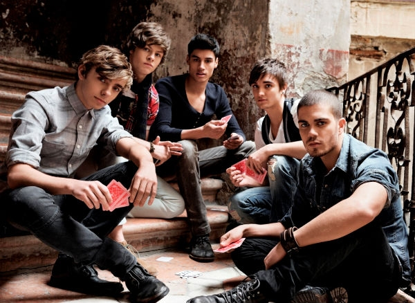 The Wanted Discuss Second Album Plans