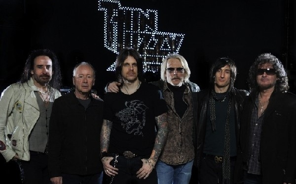 Thin Lizzy Reschedule May Headline Dates To Support Guns N' Roses On UK Arena Tour