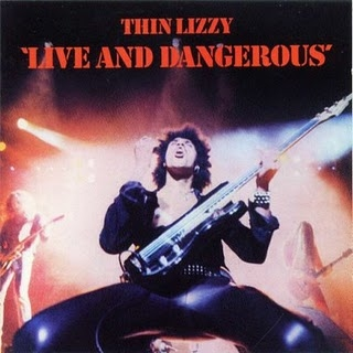Thin Lizzy's 'Live And Dangerous' Voted Top Live Album Of All Time
