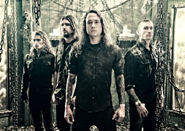 Trivium Announce October UK Tour