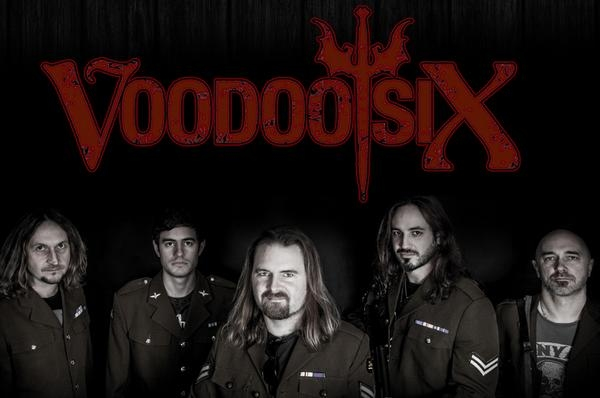Voodoo Six Announce Spring UK And Ireland Headline Tour & Tickets