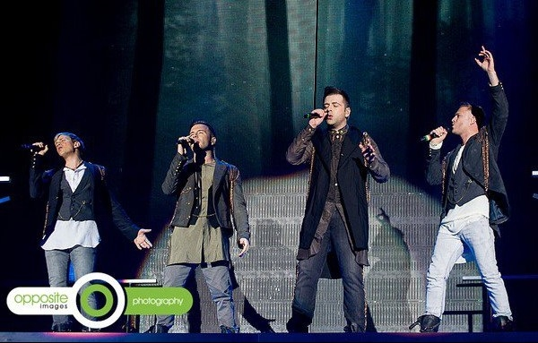 Westlife - Motorpoint Arena, Cardiff - 10th May 2012 (Photo Gallery)