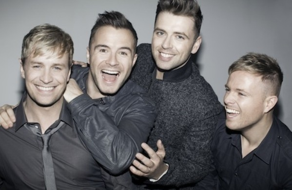 Westlife Add Extra Belfast & Glasgow Dates To 2012 UK Tour & Unveil Video For 'Beautiful World'