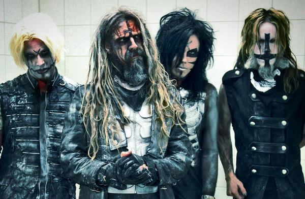 Rob Zombie And Marilyn Manson - O2 Arena, London - 26th November 2012 (Live Review)