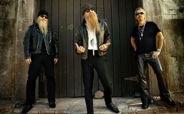 ZZ Top Confirm Second Date At London's Hammersmith Apollo